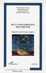 Vente EBooks : De la gouvernance des PME-PMI  - Mohamed Madoui - Michel Lallement - Abderrahmane Abedou - Ahmed Bouyacoub