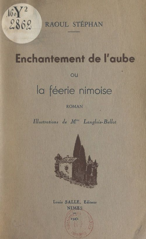 Enchantement de l'aube