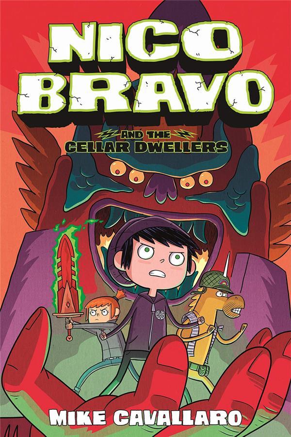 Nico Bravo t.2 ; Nico Bravo et les troglodytes