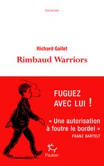 Vente Livre Numérique : Rimbaud Warriors  - Richard Gaitet