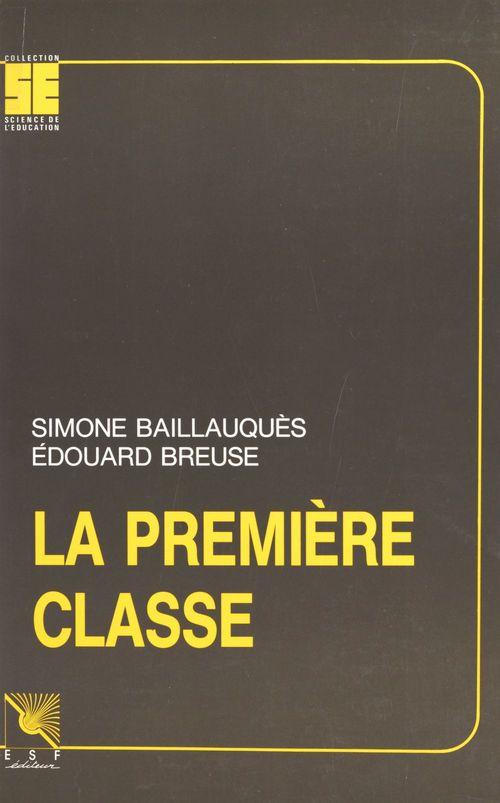 La premiere classe