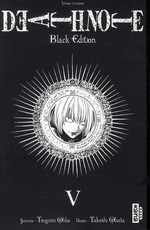 Couverture de Death Note Black Edition - Tome 5
