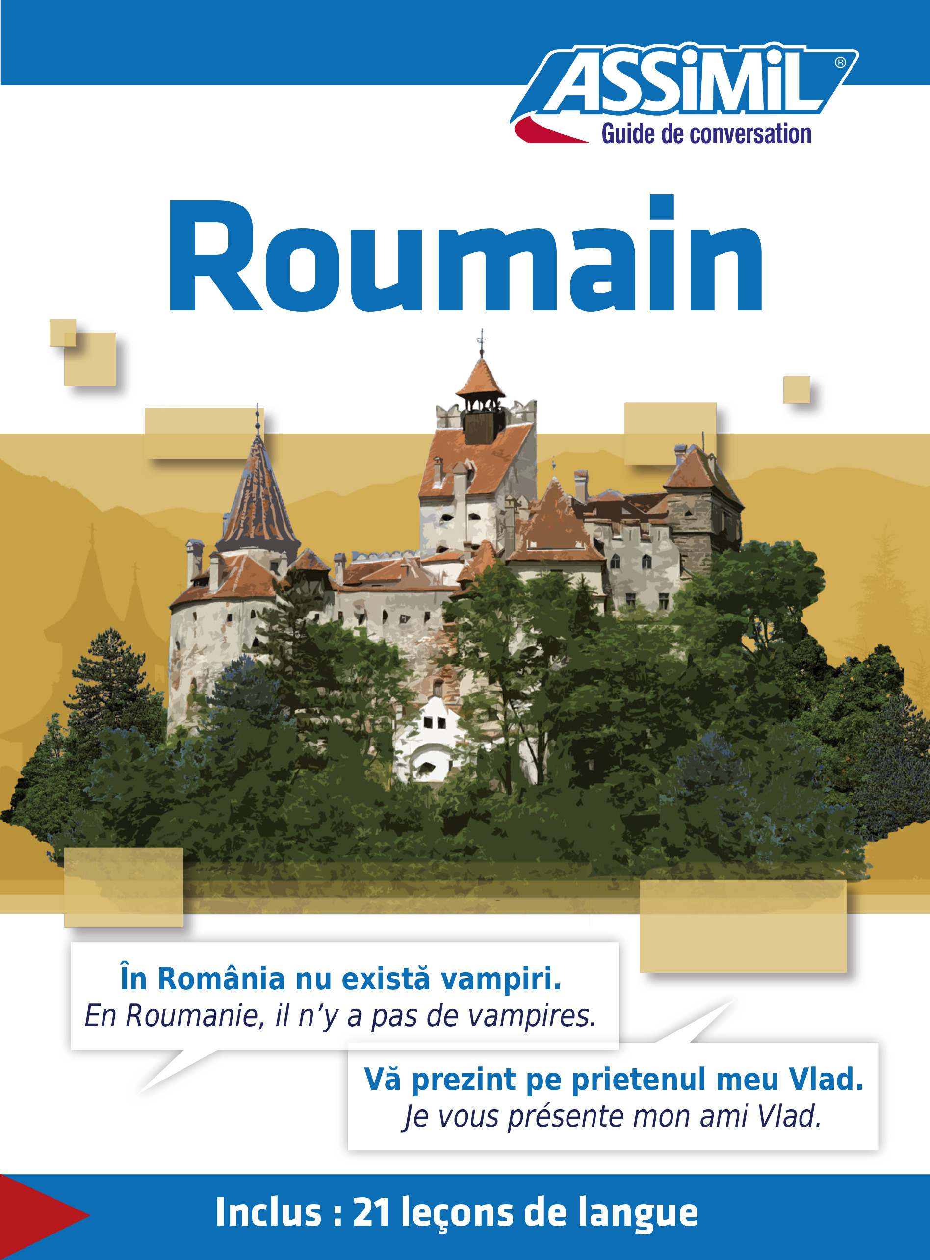 GUIDES DE CONVERSATION ; roumain