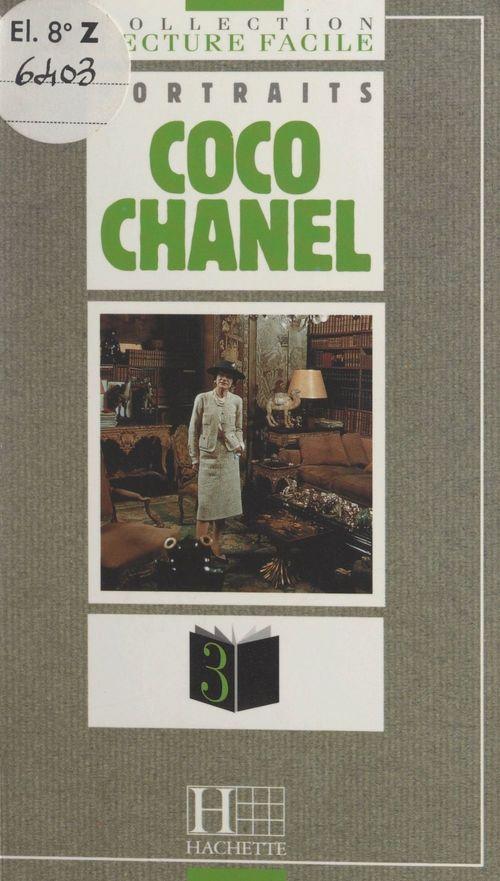 Coco Chanel  - Marie-Claude Simon