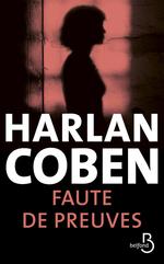 Vente Livre Numérique : Faute de preuves  - Harlan COBEN