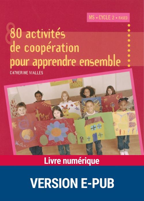 80 activités de coopération ; MS, cycle 2, rased