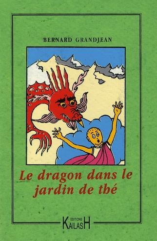 Le dragon dans le jardin de thé