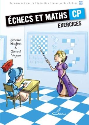 échecs et maths ; CP ; exercices