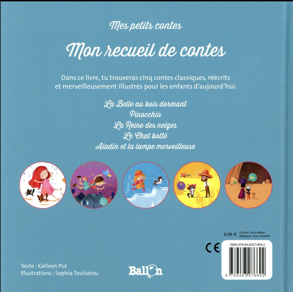 Mon recueil de contes t.3