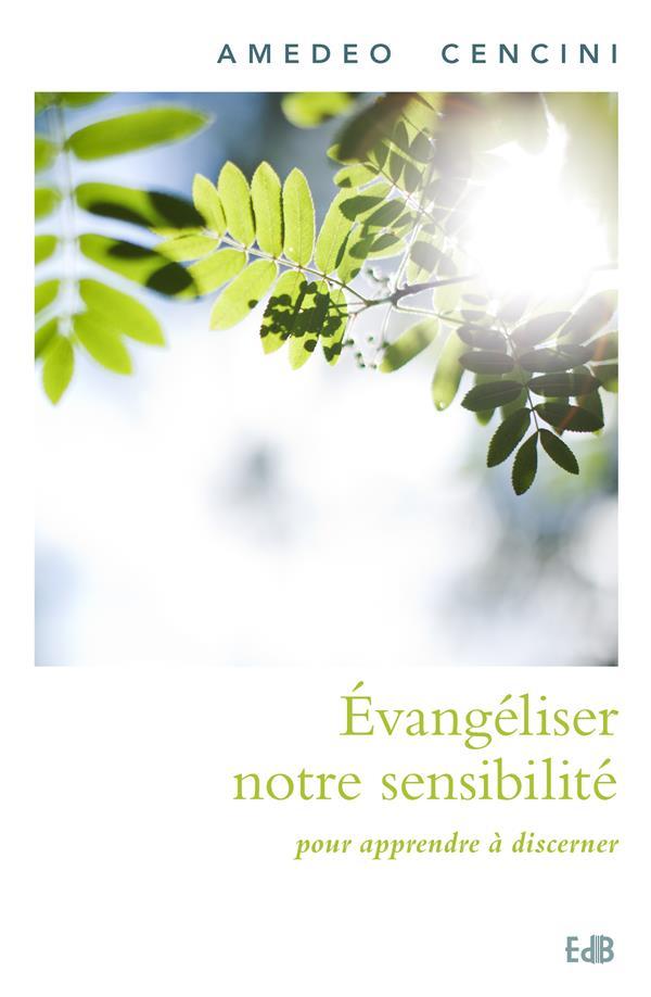 évangéliser notre sensibilité pour apprendre à discerner