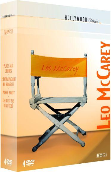 Leo McCarey - Coffret 4 films