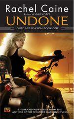 Vente Livre Numérique : Undone: Outcast Season, Book One  - Caine Rachel