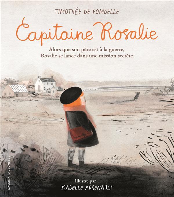 Capitaine Rosalie