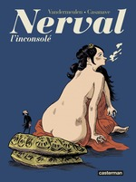 Vente Livre Numérique : Nerval l'inconsolé  - David Vandermeulen - Daniel Casanave