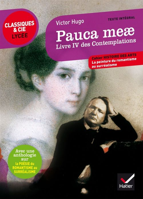 Pauca meae ; les contemplations livre IV