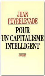 Pour un capitalisme intelligent