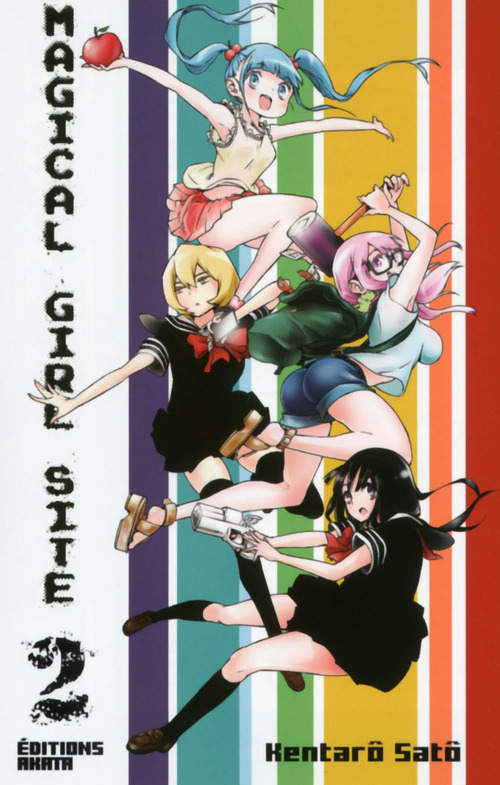 magical girl site t.2