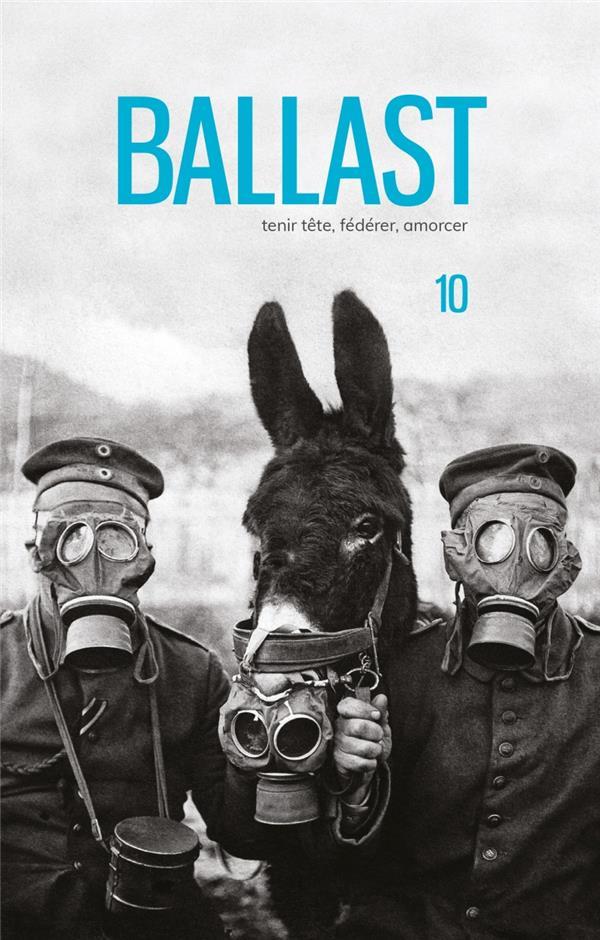 Revue Ballast t.10