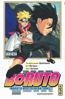 Boruto - Naruto next generations T.4