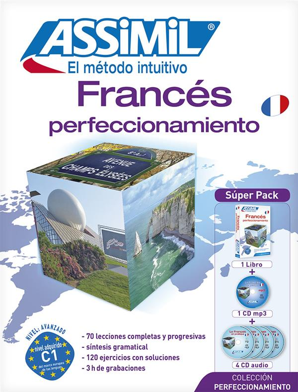 SUPERPACK FRANCES PERF.