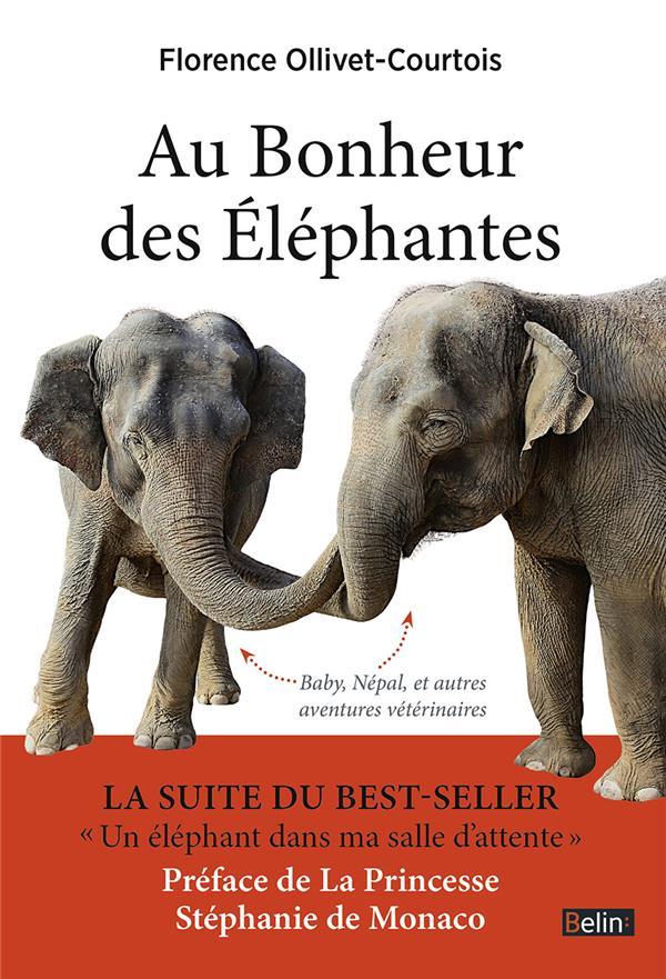 Au bonheur des éléphantes