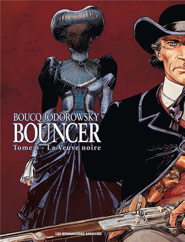 Bouncer T.6 ; la veuve noire