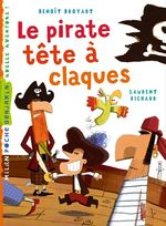 Vente Livre Numérique : Pirate tête à claques  - Benoît Broyart
