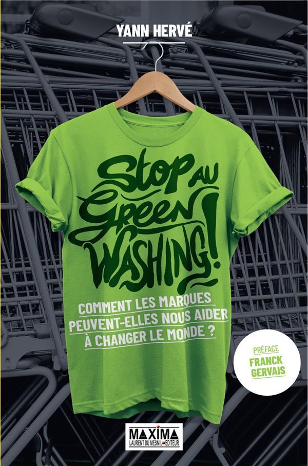 stop au greenwashing : comment les marques peuvent nous aider à faire bouger le monde