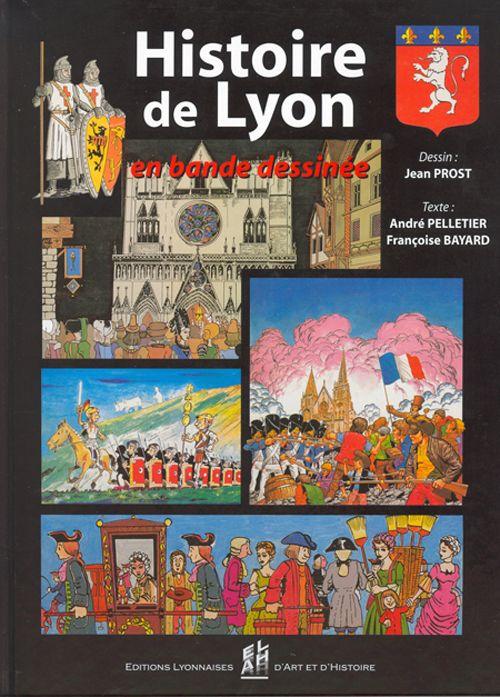 Histoire de Lyon en bande dessinée