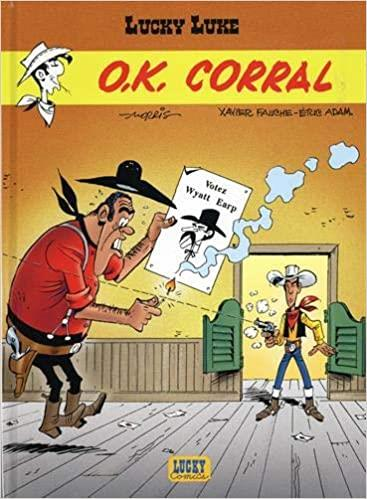 LUCKY LUKE T.36  -  O.K. CORRAL
