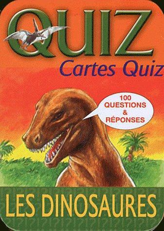 La Boite Quiz ; Les Dinosaures (Edition 2011)