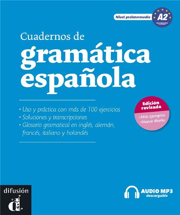 Española ; niveau A2 (édition 2012)