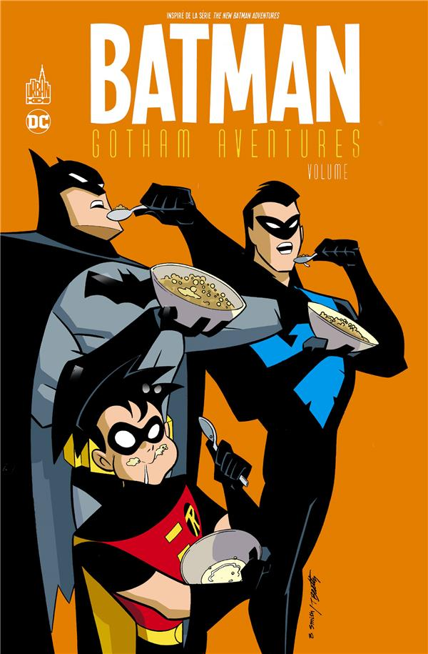Batman - Gotham aventures t.3