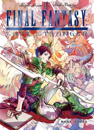 Final Fantasy - lost stranger T.5