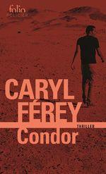 Vente EBooks : Condor  - Caryl Férey