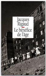 Vente EBooks : Le bénéfice de l'âge  - Jacques Rigaud