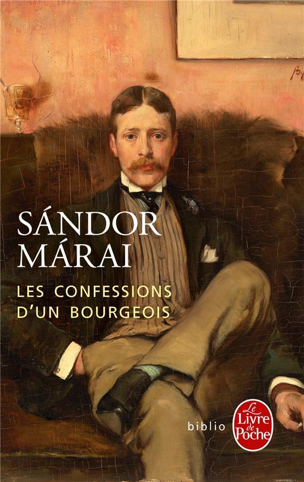 Les confessions d'un bourgeois