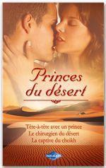 Vente Livre Numérique : Princes du désert (Harlequin)  - Brenda Jackson - Meredith Webber - Jane Porter
