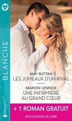 Vente EBooks : Les jumeaux d'un rival ; une infirmière au grand coeur ; le secret du Dr Abigail Smith  - Kate Hardy - Marion Lennox - Amy Ruttan
