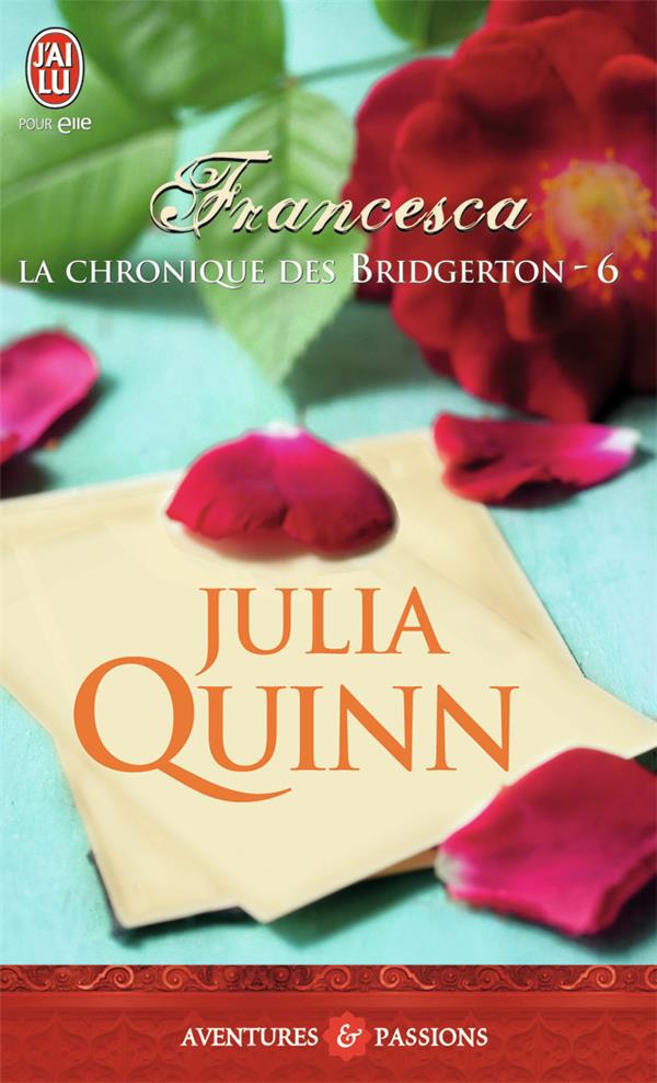 La chronique des Bridgerton T.6 ; Francesca