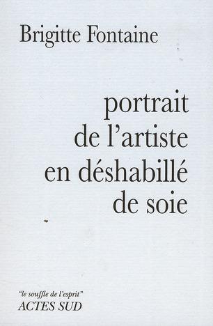 Portrait De L'Artiste En Deshabille De Soie