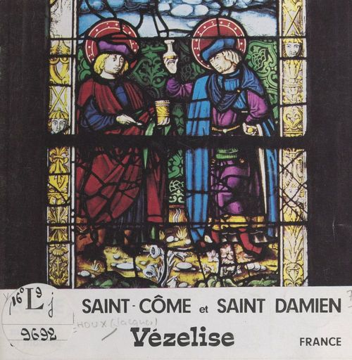 Saint-Côme et Saint-Damien, Vézelise, France