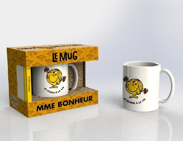 Le mug Mme Bonheur