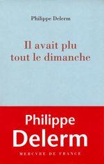 Vente Livre Numérique : Il avait plu tout le dimanche  - Philippe Delerm