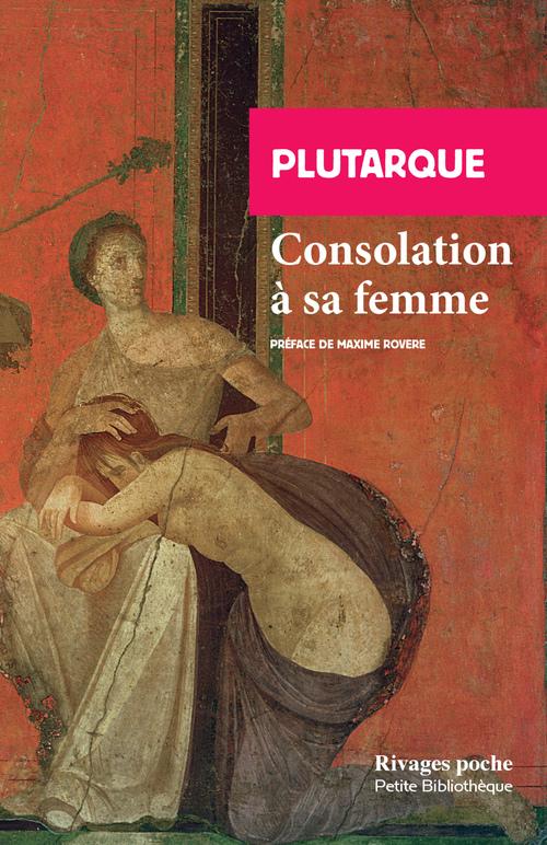 Vente EBooks : Consolation à sa femme  - PLUTARQUE