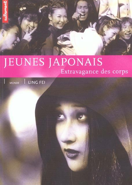 Jeunes japonais ; extravagnace des corps