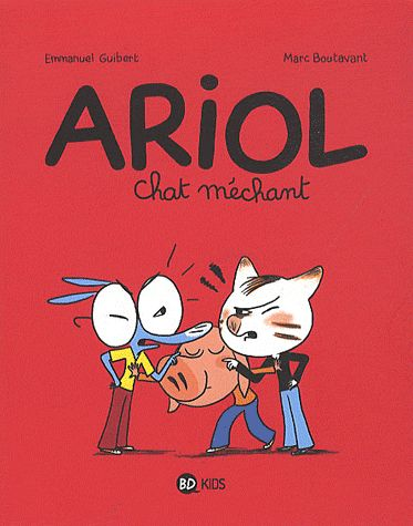 Ariol T.6 ; chat méchant
