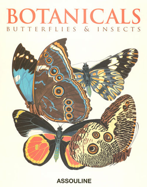 Botanicals ; butterflies & insects