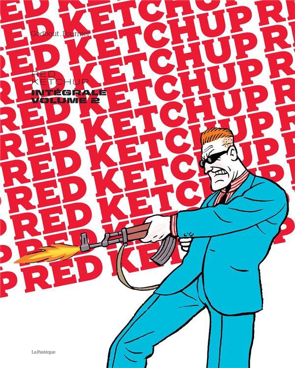 Red Ketchup ; INTEGRALE VOL.2 ; T.4 A T.6
