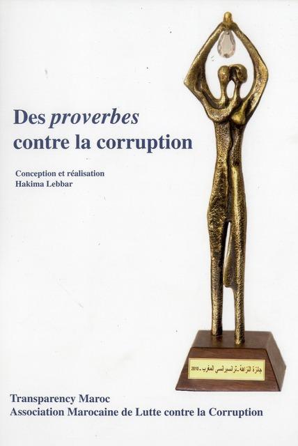 Des Proverbes Contre La Corruption